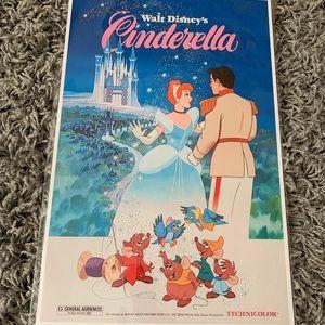 Disney's Cinderella Wall Art Mini Poster